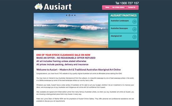 Ausiart-Web