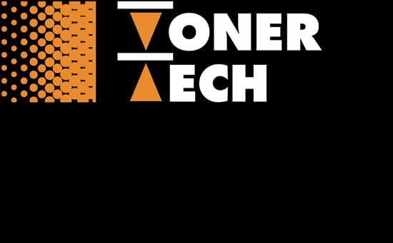 Impact Graphics Branding TonerTech Logo