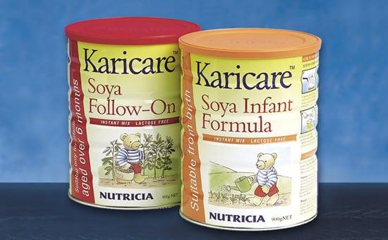 Packaging-Karicare-Soya-Cans