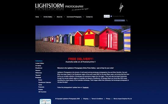Web-Lightstorm
