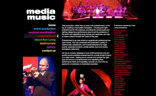 Web-Media-Music