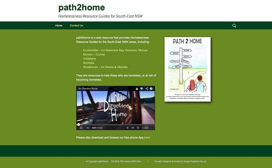 Web-path2home